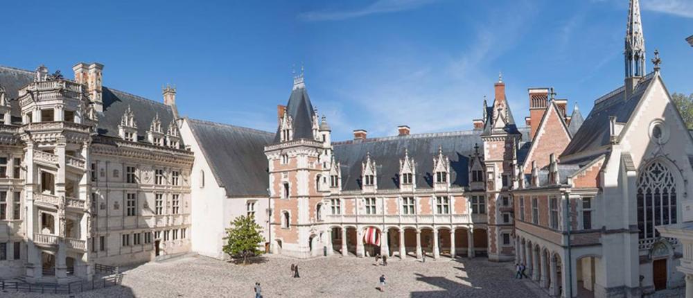 Top 3 des visites sur Blois et alentours
