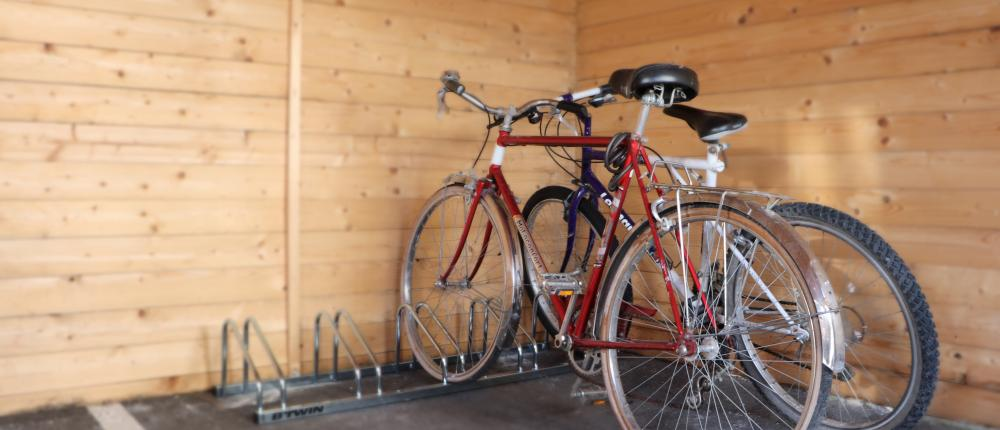 Votre vélo est en sécurité !