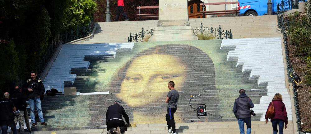 Les escaliers Denis-Papin de Blois
